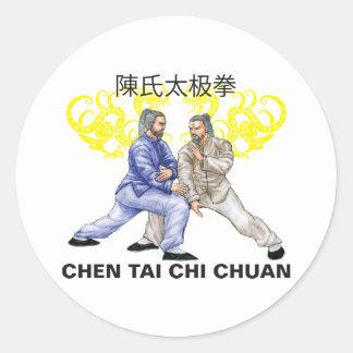 陳TaiのキーChuan ラウンドシール