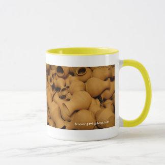 陶器 マグカップ