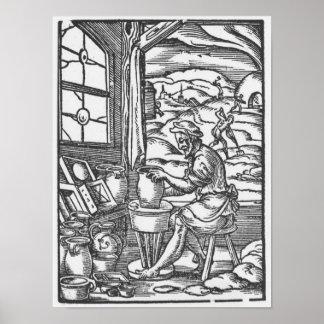 陶工1574年 ポスター