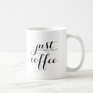 、陶磁器のクラシックなマグちょうど1杯のより多くのコーヒー コーヒーマグカップ