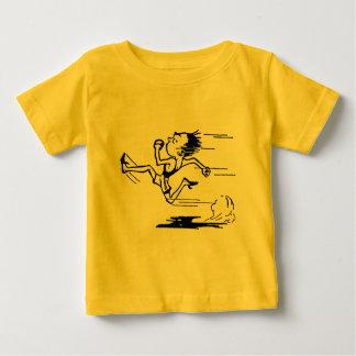 陸上競技界のスター ベビーTシャツ
