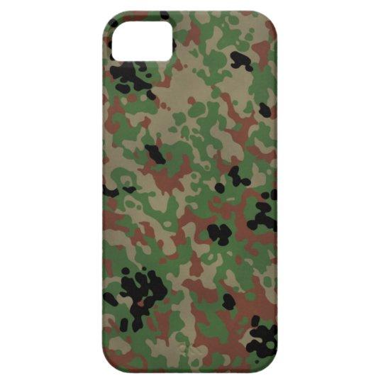 陸上自衛隊 迷彩パターン iPhone SE/5/5s ケース