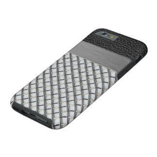 険しい金属おりに入れられたパターンIPhone6ケース iPhone 6 タフケース