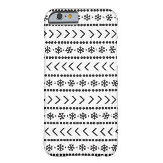 険しい雪の電話箱 BARELY THERE iPhone 6 ケース