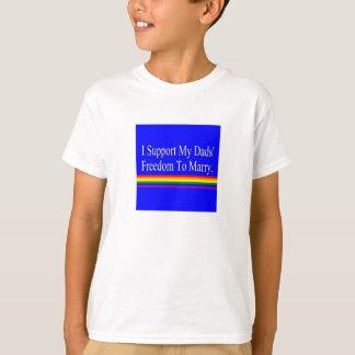 陽気なパパ Tシャツ