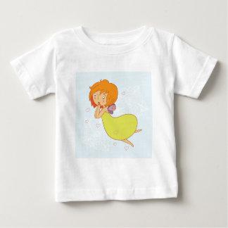 陽気な妖精 ベビーTシャツ