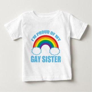 陽気な姉妹 ベビーTシャツ