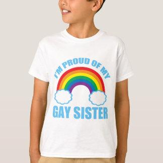 陽気な姉妹 Tシャツ