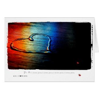 陽気な愛虹 カード