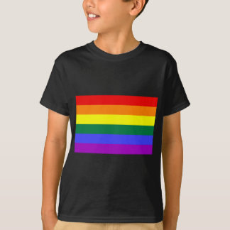 陽気な旗 Tシャツ