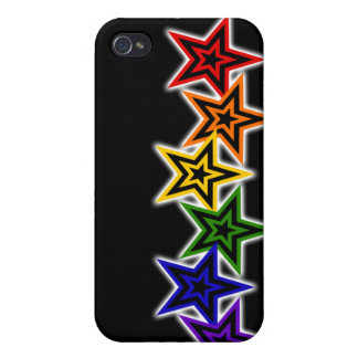 陽気な星はあります iPhone 4/4S COVER