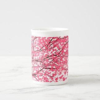 陽気な桜 ボーンチャイナカップ