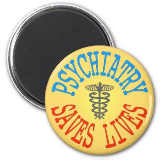 陽気な親精神医学の磁石 マグネット