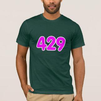 陽気な429の平均 Tシャツ
