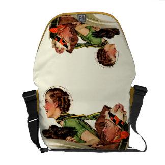 陽気 メッセンジャーバッグ