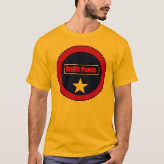 隆起のパニック Tシャツ