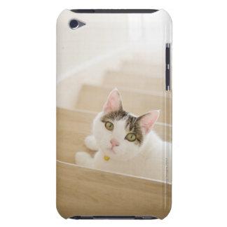 階段にあっている猫 Case-Mate iPod TOUCH ケース