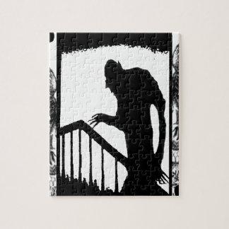 階段のNosferatu影 ジグソーパズル