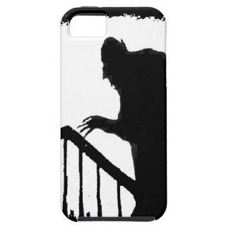 階段のNosferatu影 iPhone SE/5/5s ケース