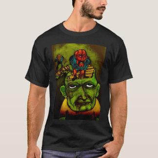 階段(ヘッド)箱 Tシャツ