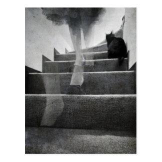 階段-郵便はがき ポストカード