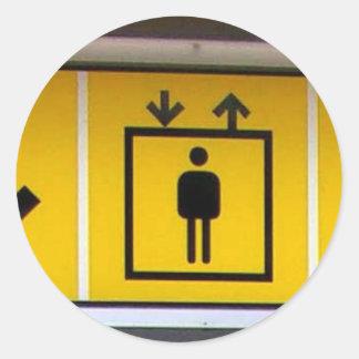 障壁自由アクセスローカル公衆輸送 ラウンドシール