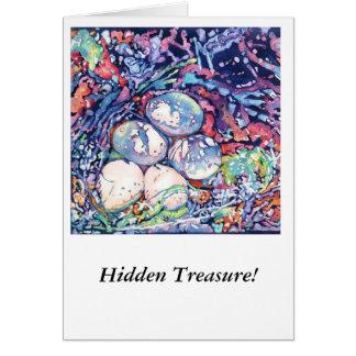 隠された宝物! カード