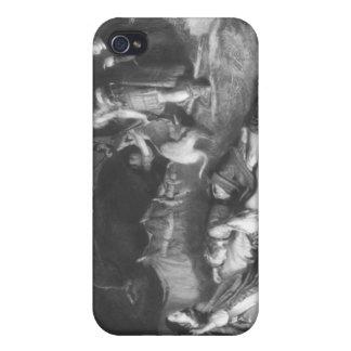 隠れることのチャーリー魅力的な王子 iPhone 4/4S カバー