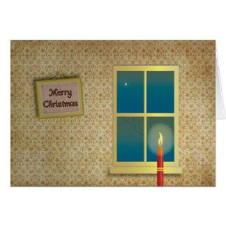 隠れ家のクリスマス カード