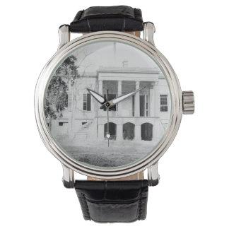 隠者の住処のプランテーションサバンナのジョージアの腕時計 腕時計
