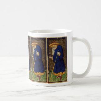 隠者の占いカード コーヒーマグカップ