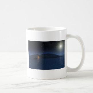 隠遁したキャンピングカー コーヒーマグカップ