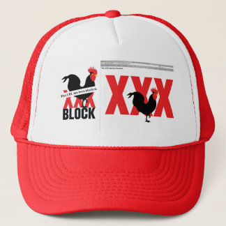 雄ん鶏ブロック2、雄ん鶏ブロックXxx キャップ