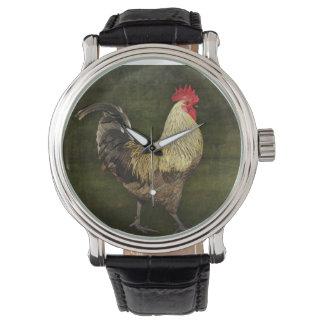 雄ん鶏落書きdoo 腕時計