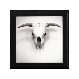 雄牛のヘッド南西ヴィンテージの装飾 ギフトボックス