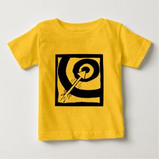 雄牛目の矢- nd ベビーTシャツ