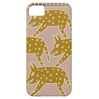 雄豚のアフリカの群れ iPhone SE/5/5s ケース