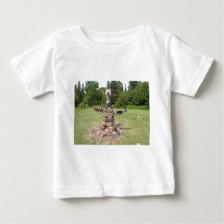 雄鹿のwprks 027 ベビーTシャツ