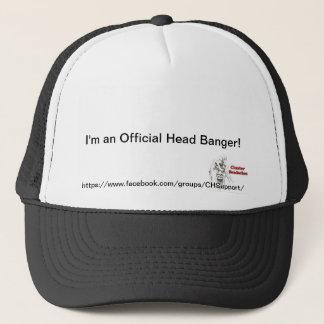 集り頭痛の支援団体-帽子 キャップ
