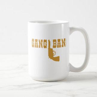 集団の強打 コーヒーマグカップ
