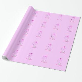 雌の子馬の包装紙 ラッピングペーパー
