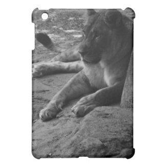 雌ジシの写真のiphone 4ケース iPad miniケース