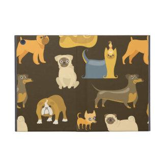 雑多な犬の壁紙 iPad MINI ケース