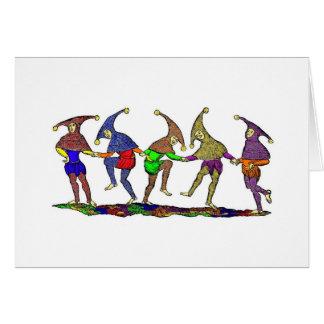 雑多な踊りの愚か者 カード
