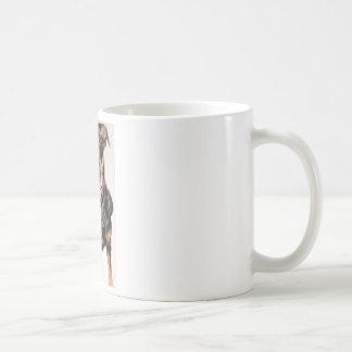 雑種犬愛 コーヒーマグカップ