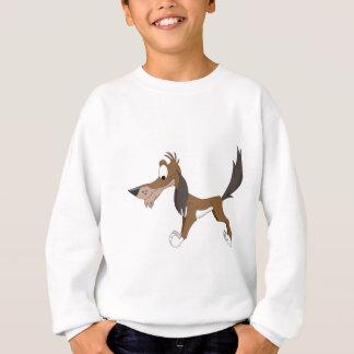 雑種犬 スウェットシャツ