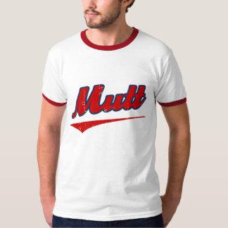 雑種犬 Tシャツ