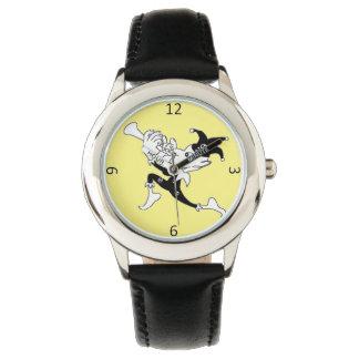 雑色のパイパー 腕時計