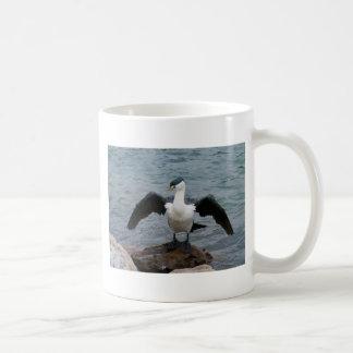 雑色の鵜 コーヒーマグカップ