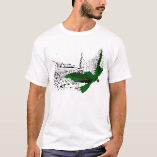 雑草の通り Tシャツ